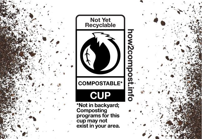 compostable cups are not yet compostable