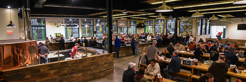Jack's Abby Beer Hall Revamps Restaurant Experience
