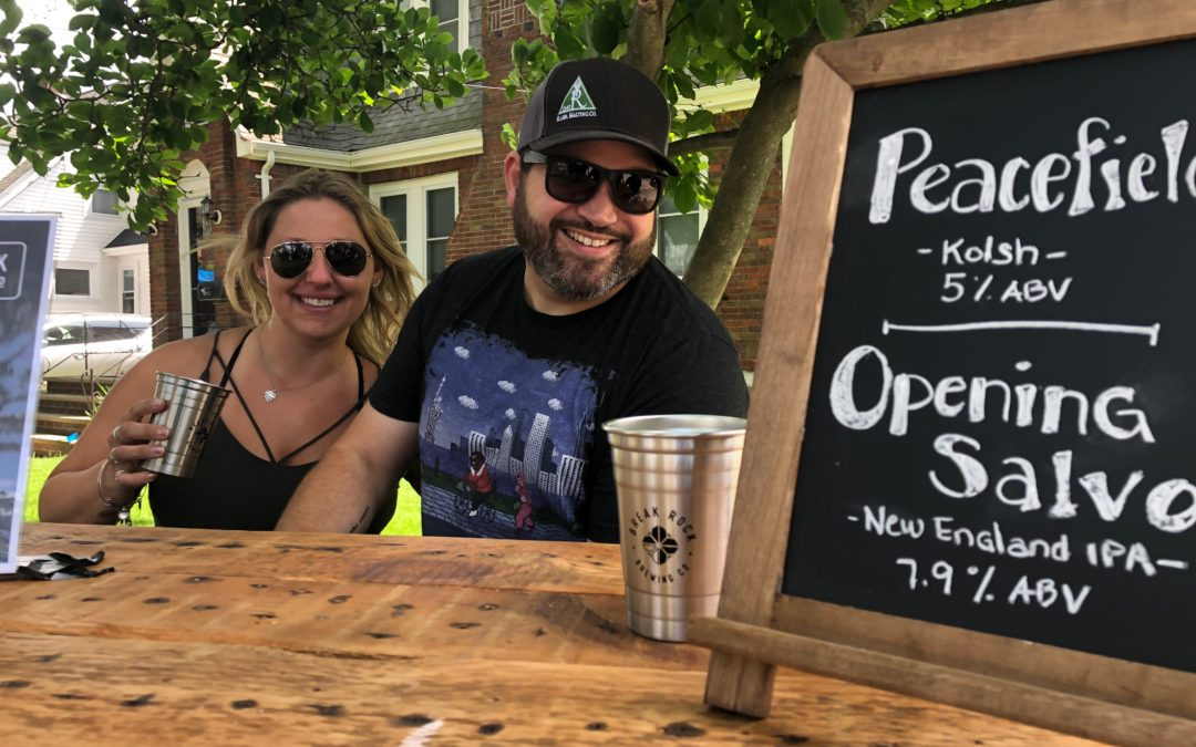 Break Rock Brewing Nears MainVest Crowd-Funding Goal in Record Time