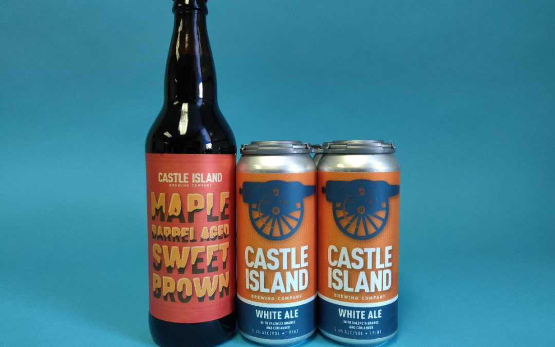 Castle Island Wins Multiple Awards at US Beer Open