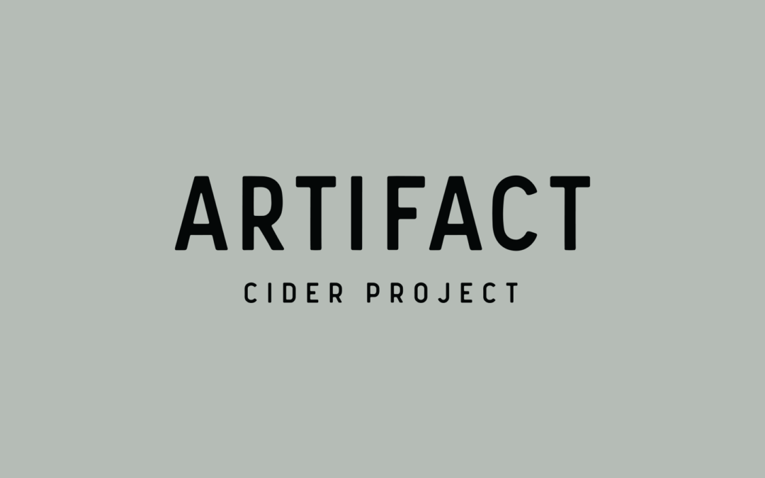 Artifact Cider Project Announces Taproom Opening Weekend
