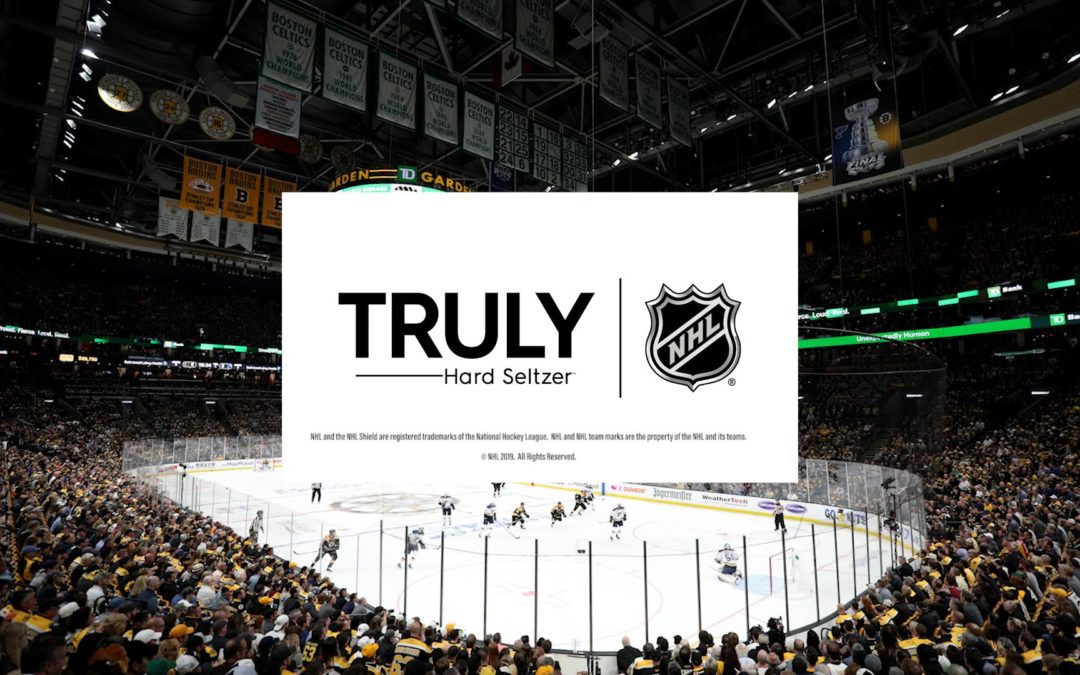 The Boston Beer Company and NHL Announce Multiyear U.S. Partnership Making Truly Hard Seltzer The Official Hard Seltzer of the NHL