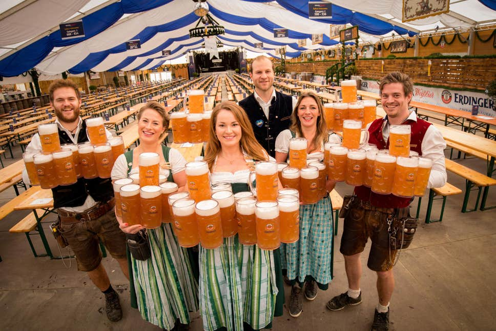 Massachusetts Oktoberfest Celebrations
