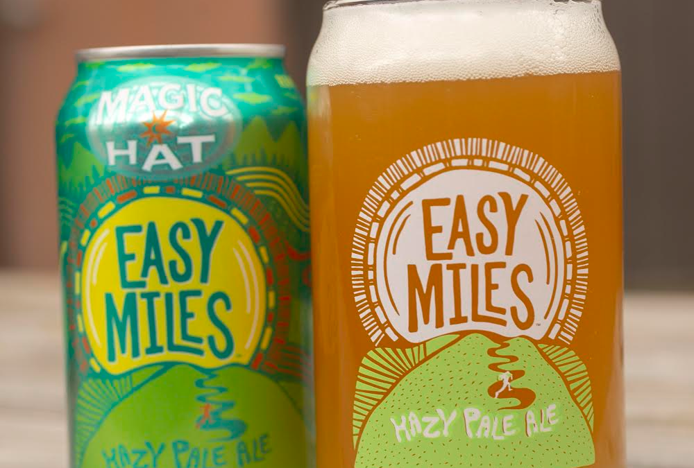 Magic Hat Releases Easy Miles Hazy Pale Ale