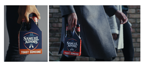 "Samuel Adams and Top Comedians Ask America to ""Toast Someone"" This Holiday Season"