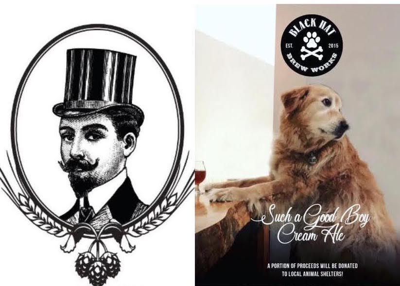 Black Hat Brew Works Releasing Beer to Benefit Local Animal Shelters
