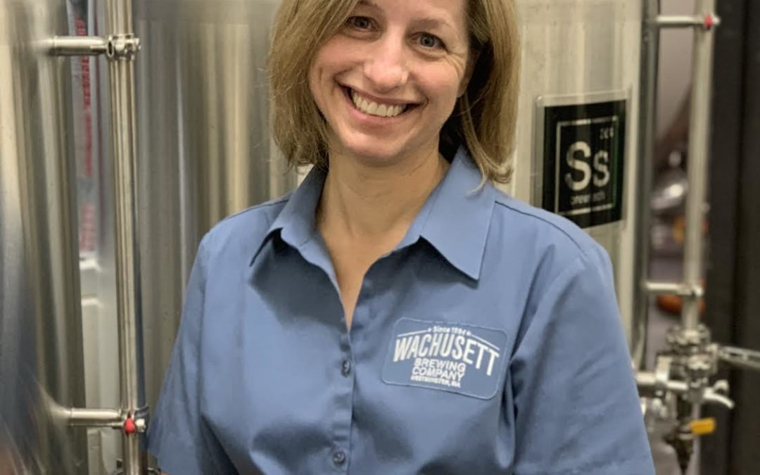 Wachusett Brewing Company Taps Valerie Brock To Lead Brewing Department