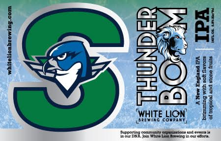 Springfield Thunderbirds Partner with White Lion Brewing to Promote 'Blast from the Past' Night at MassMutual Center January 11
