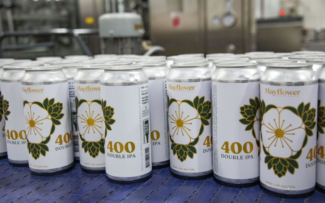 Mayflower Brewing Co. Releases 400, A Double IPA