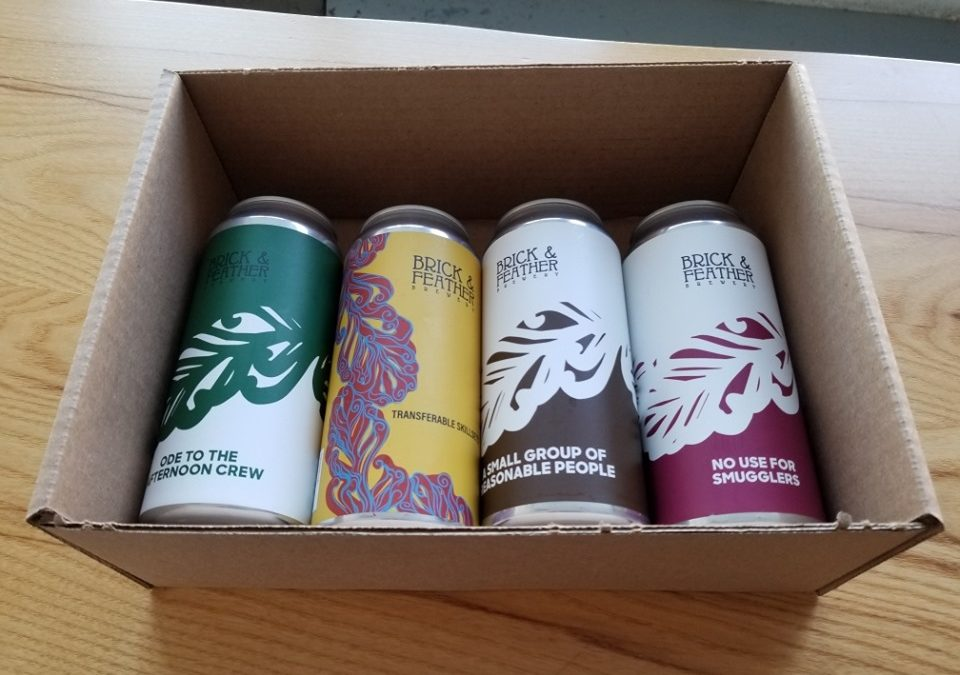 How Some Massachusetts Breweries Are Decreasing Plastic Packaging Waste
