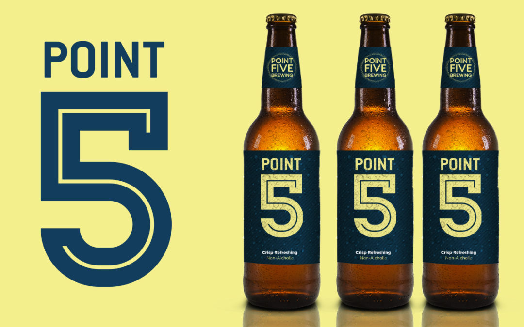 Point Five Brewing to Launch Non-Alcoholic Beer In Cambridge