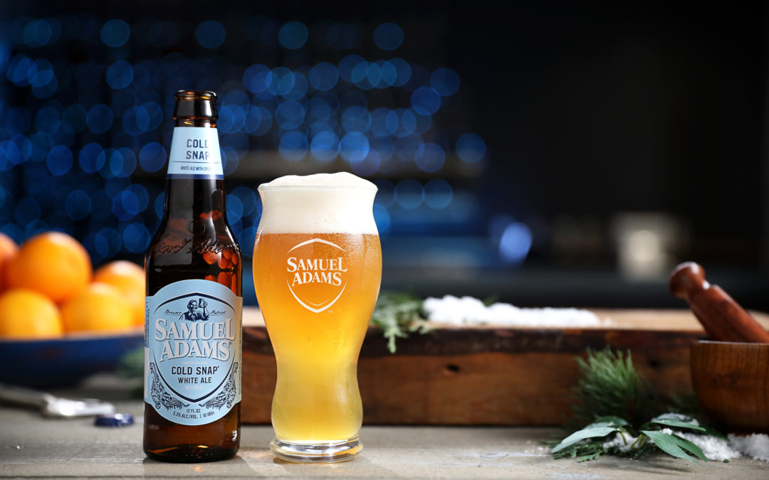 Forecasters Call for a Cold Snap: Samuel Adams Delivers a New Cold Snap to Help Drinkers Warm Up to Winter