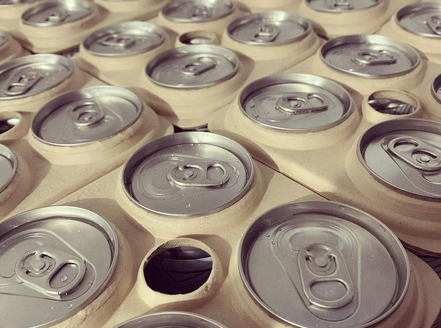 These New England Breweries Are Replacing Plastic Can Carriers With Eco-Friendly Ones