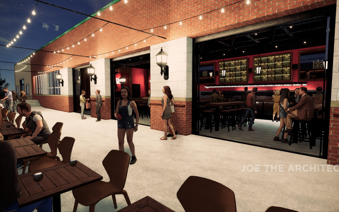 A Preview of Lord Hobo's Woburn Taproom Expansion and Beer Garden