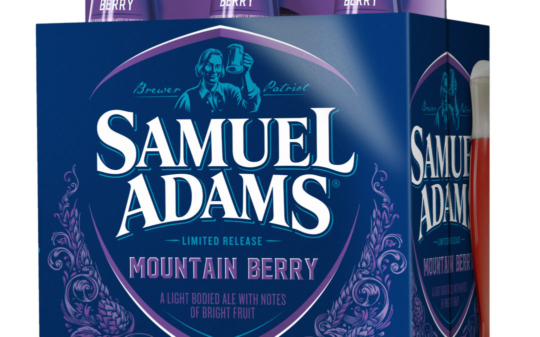 Samuel Adams Releases Mountain Berry