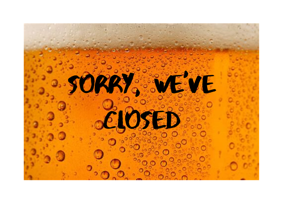 12 Massachusetts Breweries Closed in 2019, An All-Time High: Here's Who, and Why