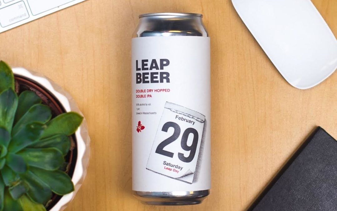 Trillium releases Double Dry Hopped Double IPA, 'Leap Beer' this Leap Year