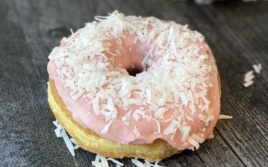 Kane's Donuts Brings More Love to Boston This Valentine's Day with February Flavors of the Month – Red Velvet and The Pink  Boa