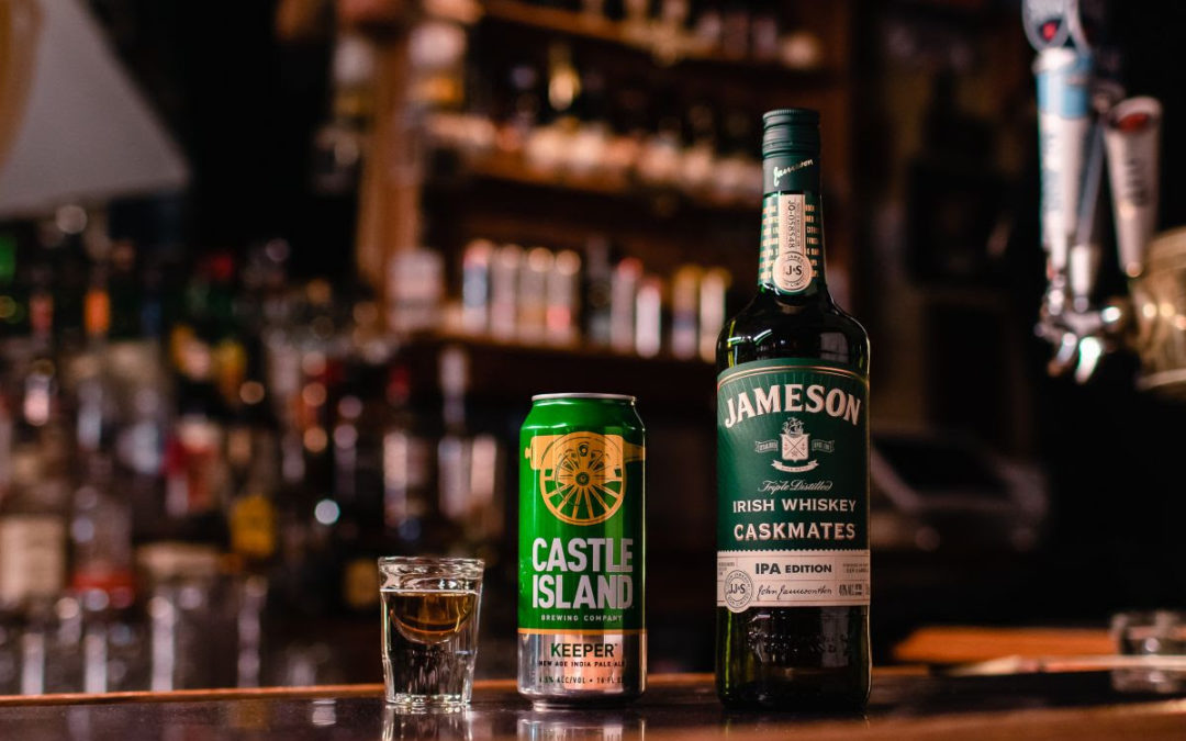 Castle Island Partners with Jameson Caskmates® to Release Oak Aged Keeper