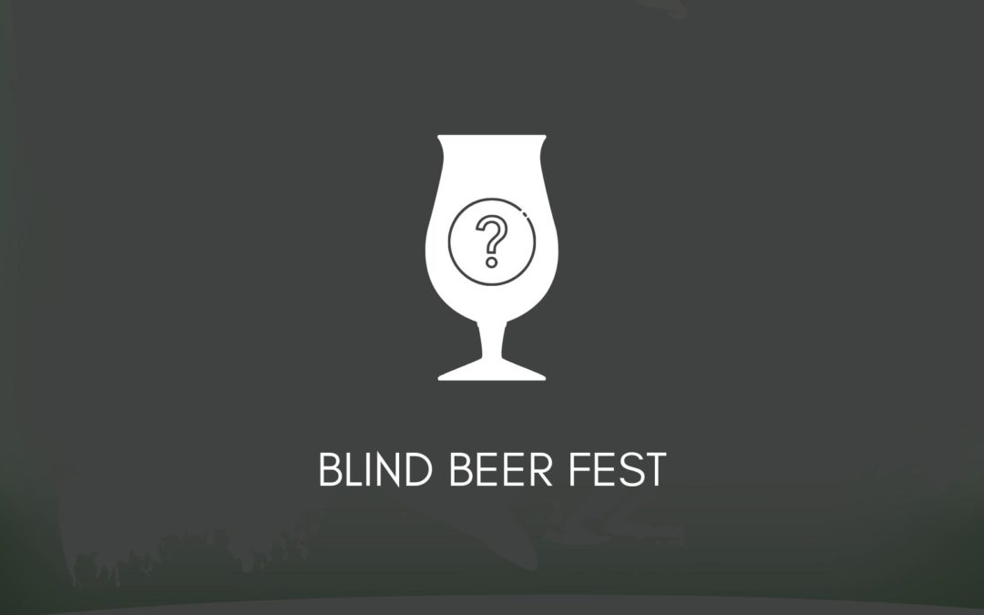 Blind Beer Fest Beers Revealed