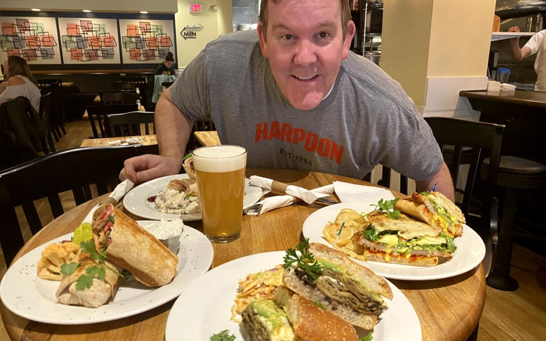 Harpoon Brewery Hosts Gourmet Sandwich & Beer Pairings With Chef Poe And Friends
