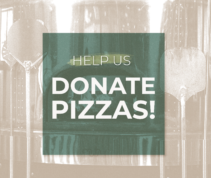 Pizza Donations: A Note From Sam Hendler of Jack's Abby