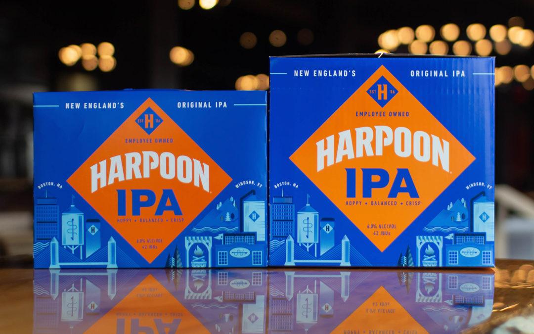 New England's Original IPA: New Look, Same Great Taste