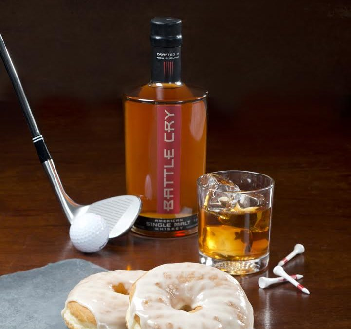 Kane's Donuts and Sons of Liberty Spirits Co. Collaborate to Craft Whiskey Glazed Donut in Honor of Father's Day