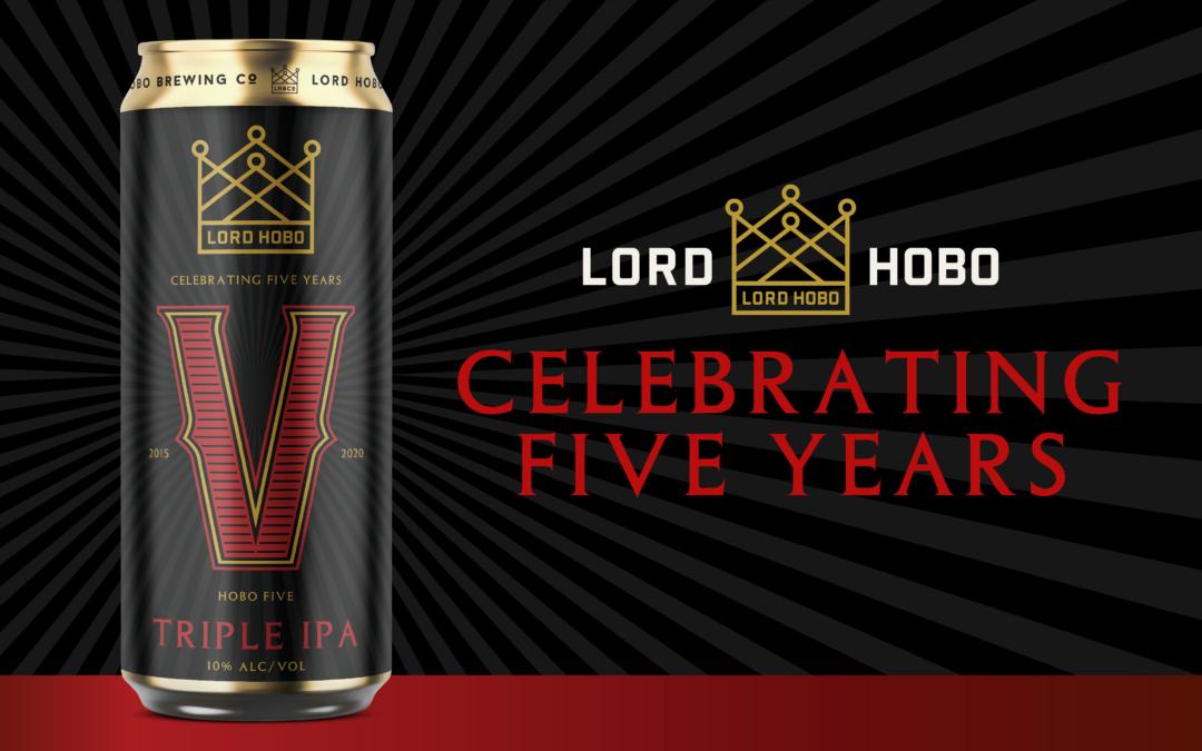 Lord Hobo's Five-Year Anniversary