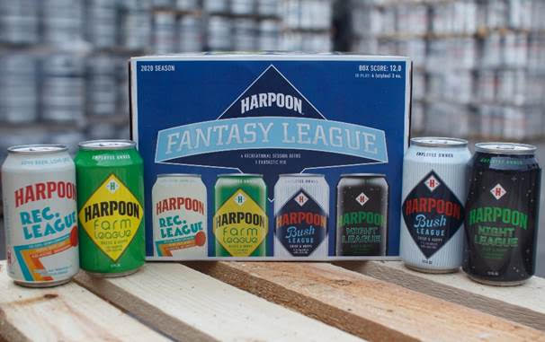 Harpoon Releases Fantasy League Mix Pack