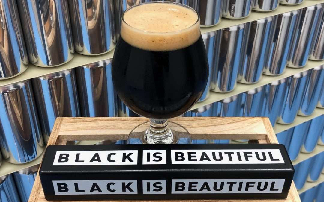 True North Ales Releasing Black Is Beautiful Beer