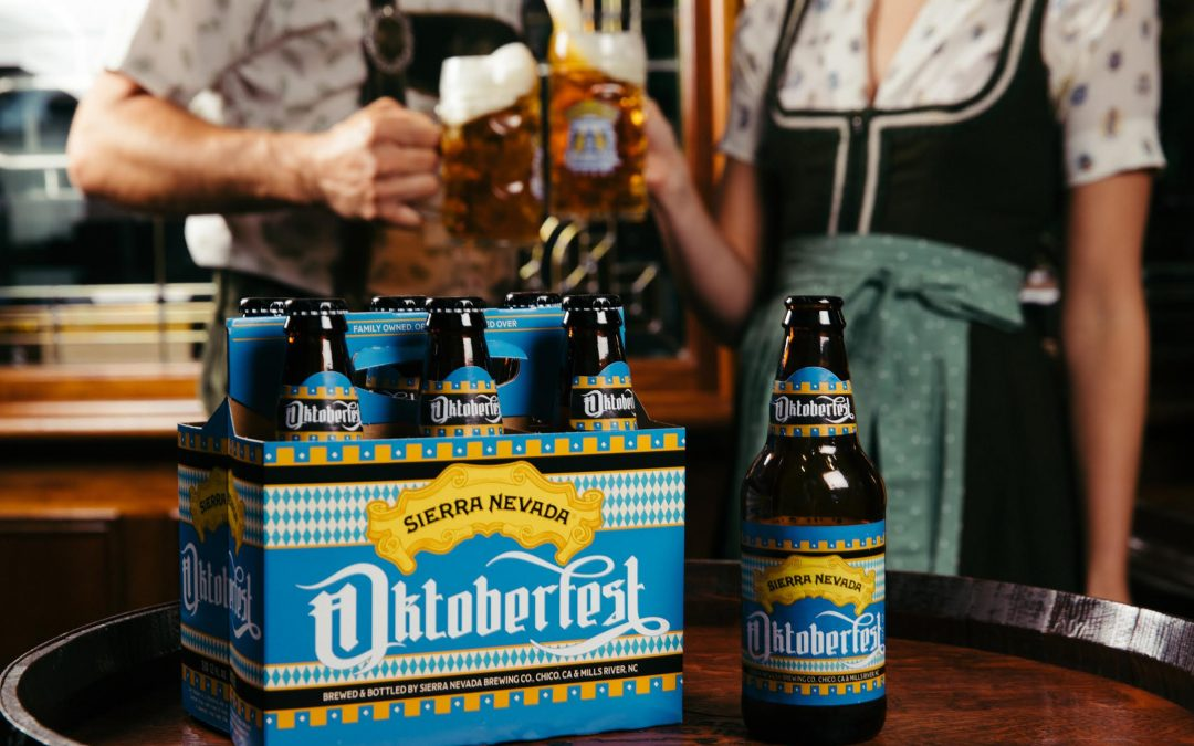 Sierra Nevada Releases 2020 Oktoberfest Beer, At-Home Party Packs, and Virtual Haus Party