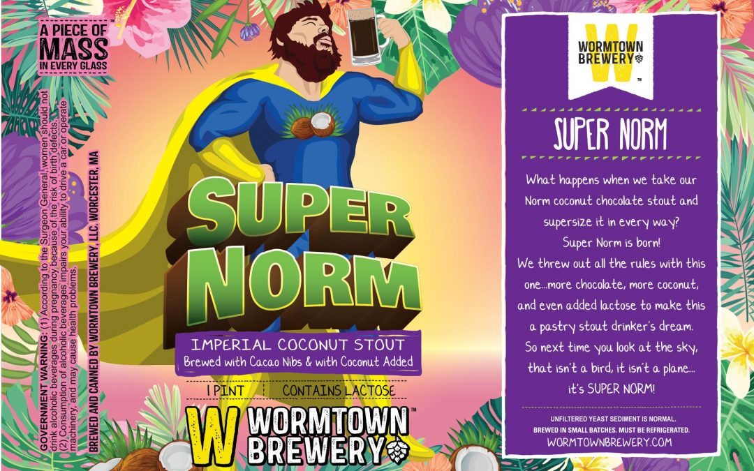 Wormtown Brewery's Annual Norm Release Gets Supersized