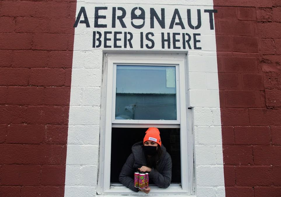 Aeronaut Cannery to Launch Beer Drive-Thru Window