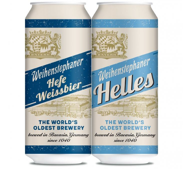 Weihenstephan To Launch Cans in US Market 2021