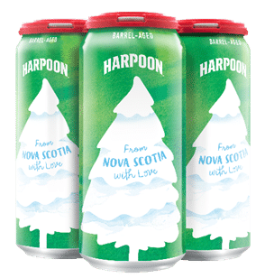 "Harpoon launches ""From Nova Scotia With Love,"" ale celebrating Boston's official Christmas Tree"