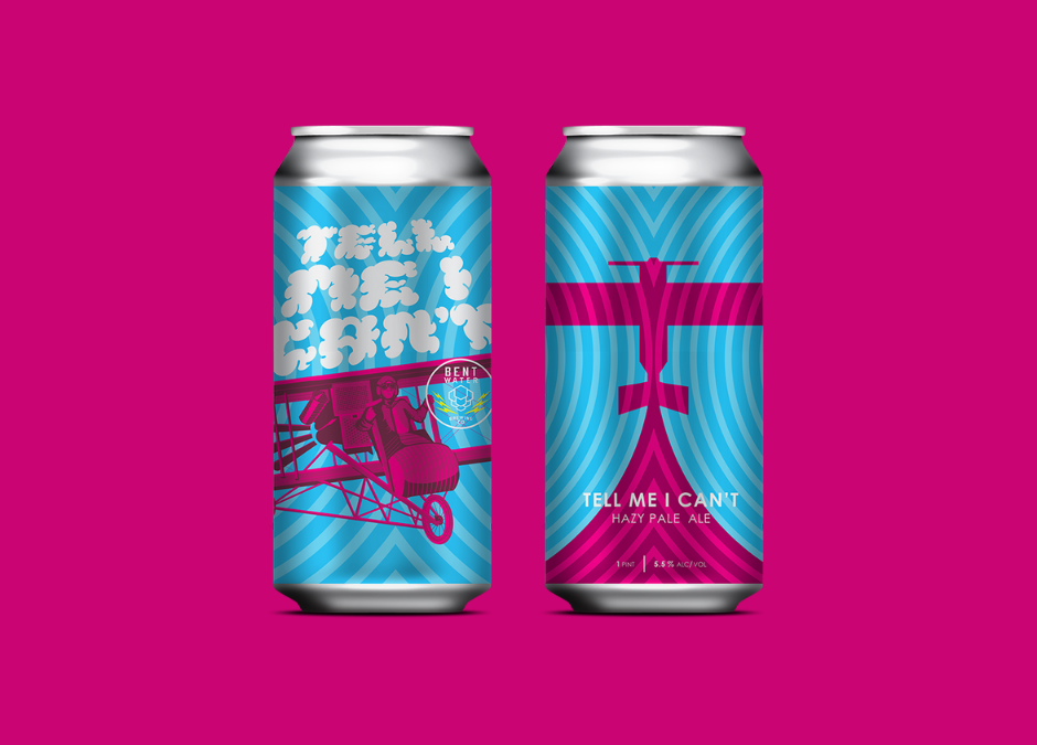 Bent Water Brewing Releases Tell Me I Can't to Commemorate International Women's Day