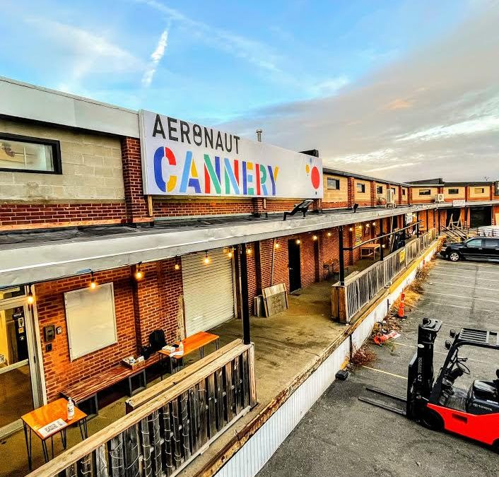 Aeronaut Cannery in Everett Opens Doors For Taproom Guests *THIS* Weekend