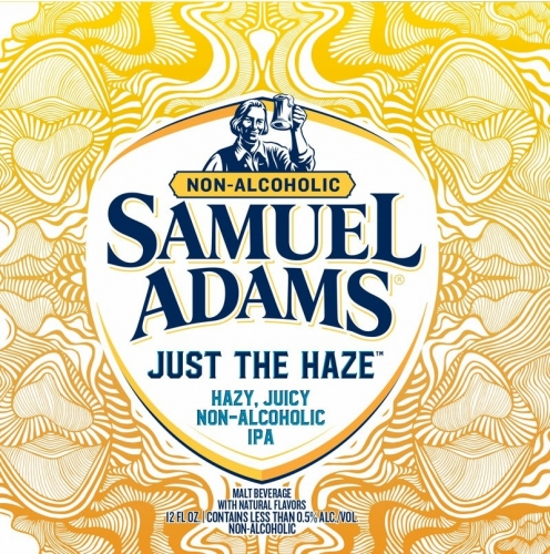 Samuel Adams Enters Growing Non-Alcoholic Beer Market With Launch Of Just The Haze