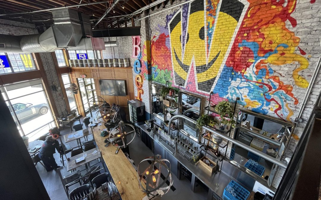 Wormtown Brewery To Open New Taproom on 11th Anniversary