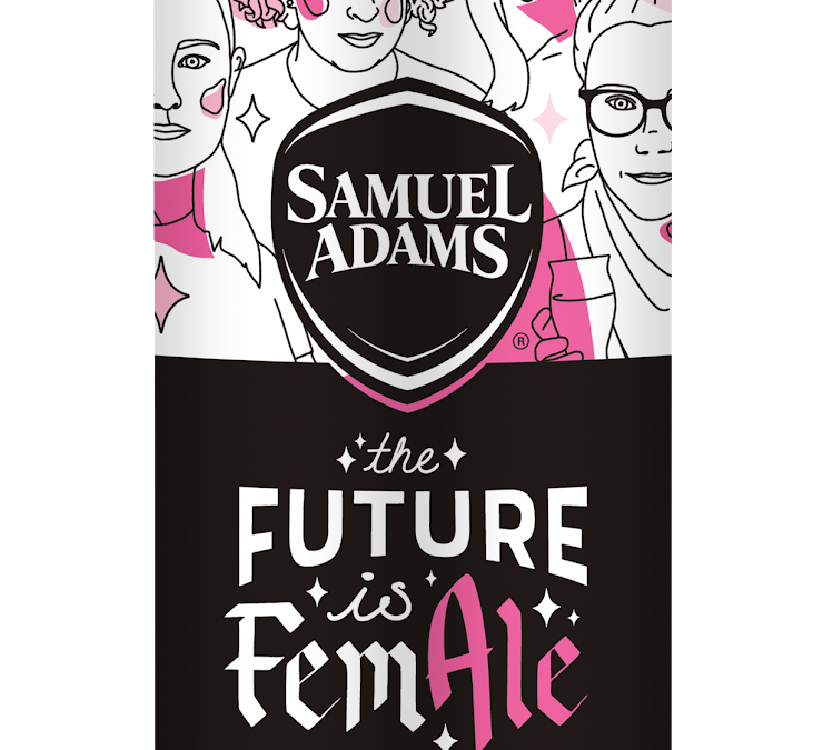 Samuel Adams to Release The Future Is FemALE for International Women's Day