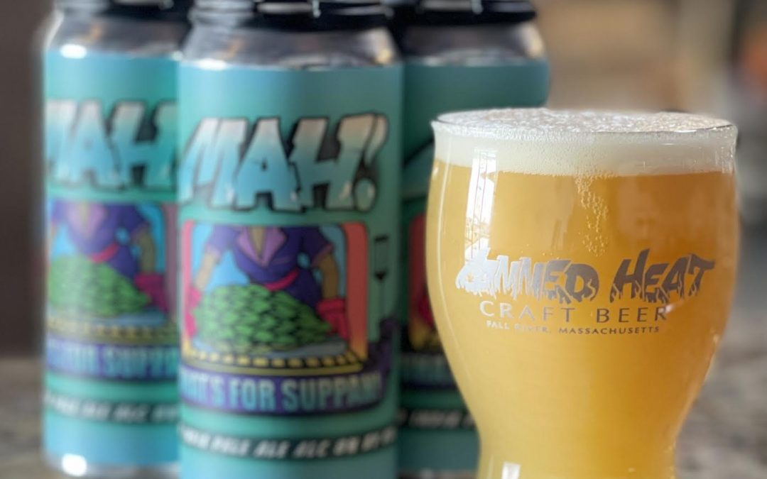 Canned Heat Releasing 'MAH! What's For Suppah' NEIPA