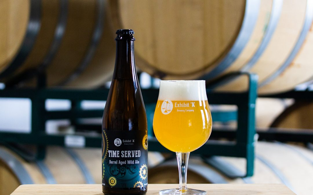 Exhibit 'A' Brewing Introduces Time Served, a Beer Five Years in the Making