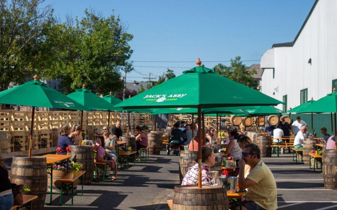 Jack's Abby Beer Garden To Reopen