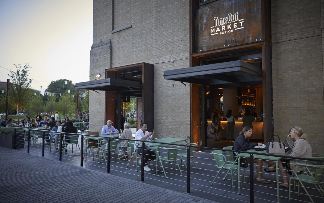 Time Out Market Boston Reopens May 13