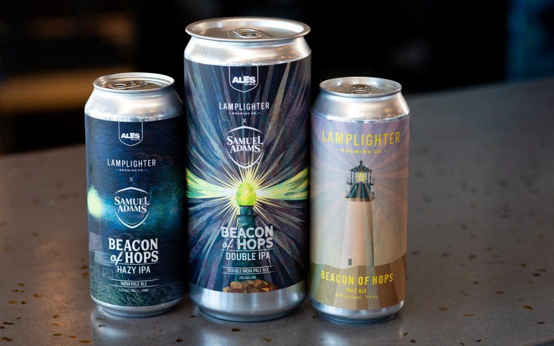 Samuel Adams & Lamplighter brew up 3 new beers to support ALS Awareness Month