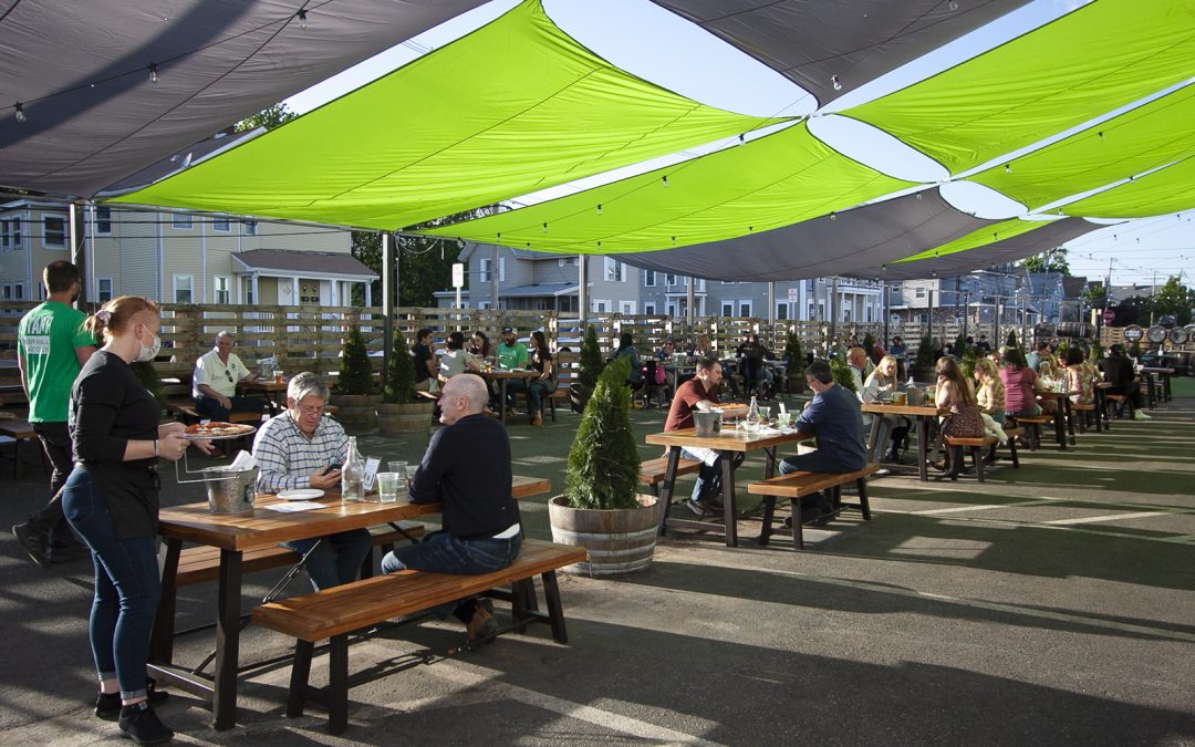 Jack's Abby Beer Garden Opens For The Season