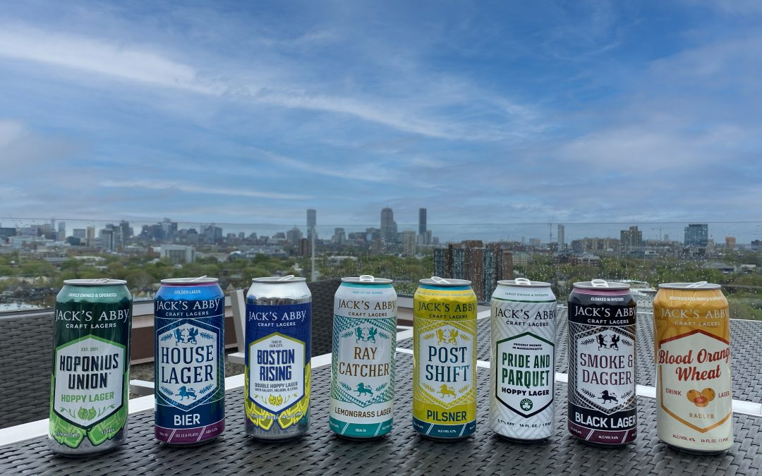 Rooftop Bar in Boston Partners with Jack's Abby