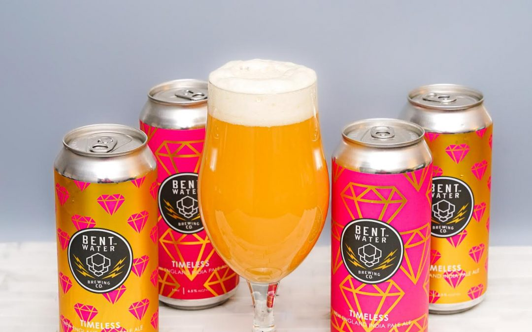 Bent Water Brewing Company Releases Second Installment in Lynn Tribute Series