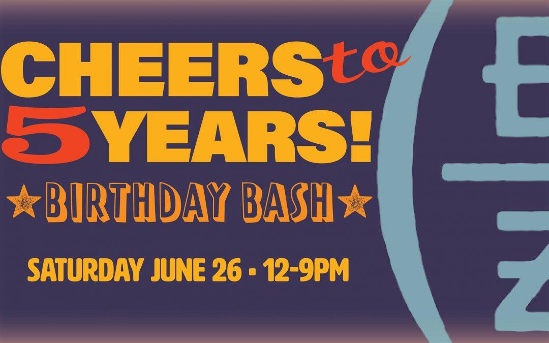 Barrel House Z Celebrating 5th Anniversary